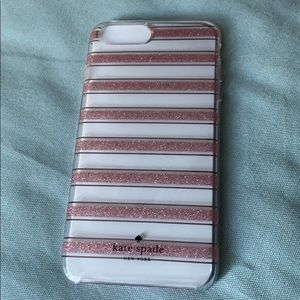 Kate Spade Iphone case.